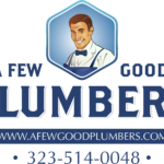 A Few Good Plumbers Logo