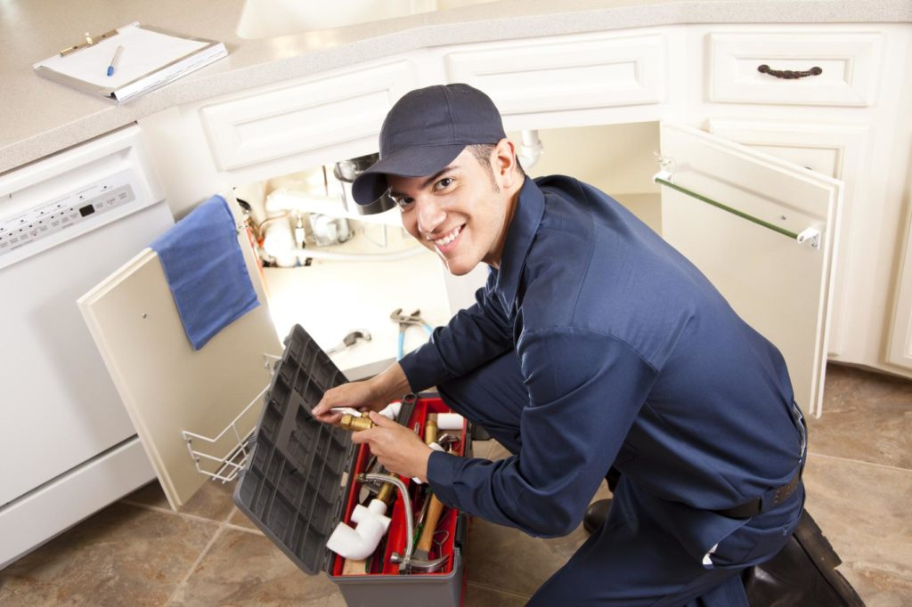 Residential Kitchen Sink Repair